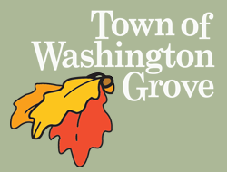 Town of Washington Grove Logo