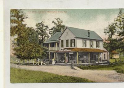 Post Office and Store, Washington Grove.